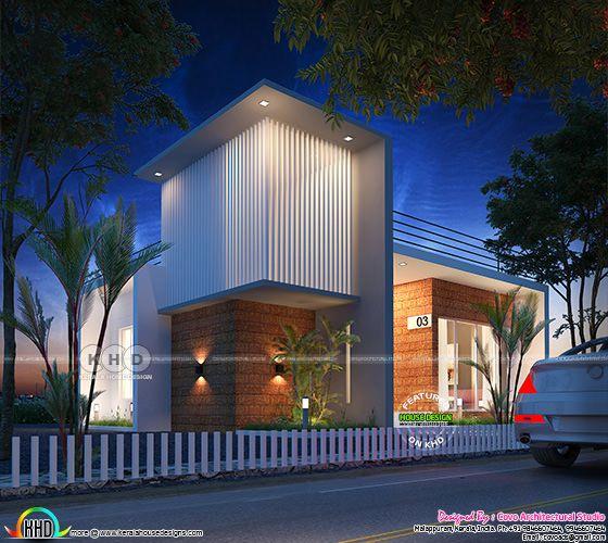 15 Lakh Budget Home 5 Cent Plot 1000 Sq Ft Kerala
