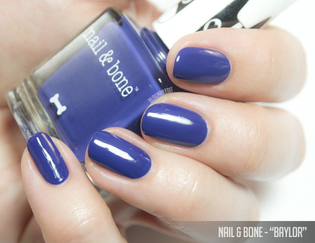 nail & bone Swatches with Paisley Puppies   Nailed It.   Bloglovin\'
