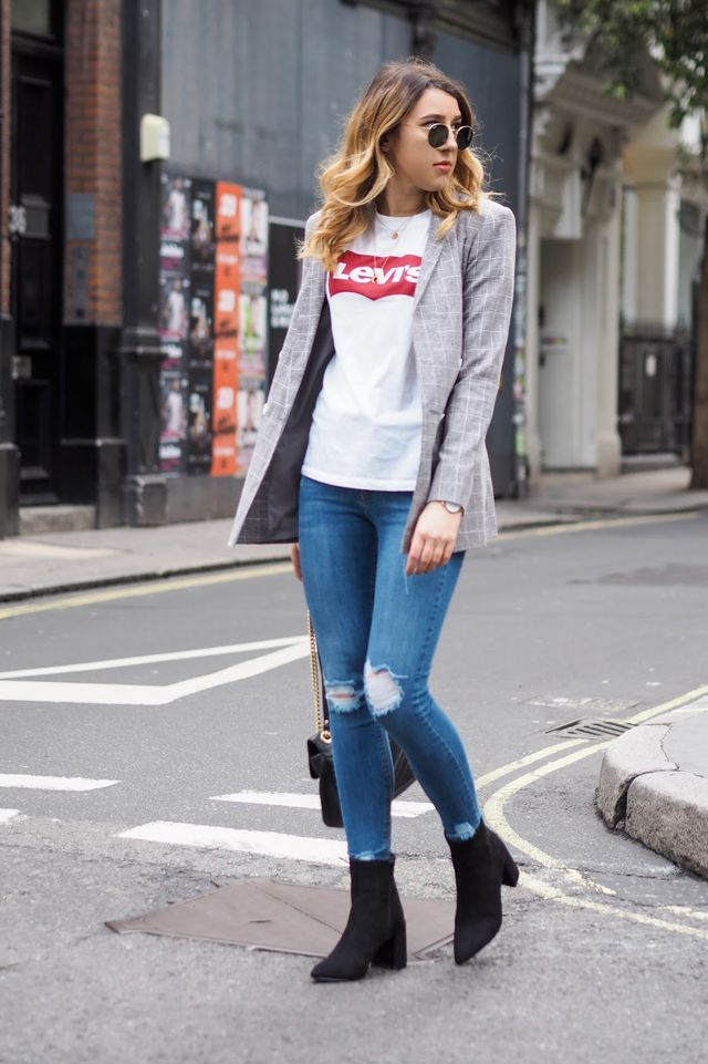 b33c14f3d90 There really is a pair of jeans for every occasion and hopefully today's  post will give you some inspiration on how to wear your favourite denim or  even ...