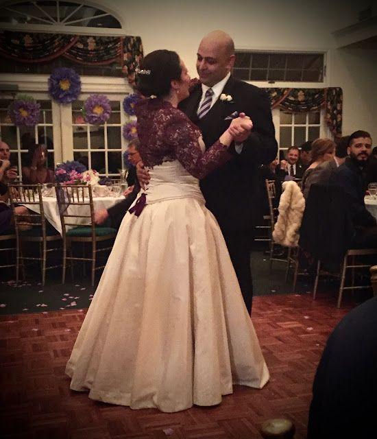 a0460811af5 Christina s Completed Wedding Dress