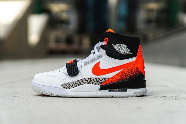 cd18a48fdea Don C x Jordan Legacy 312. These new colourways release on August 11th  (product images via Hypebeast) Many call it a travesty, but I can't help  but love ...