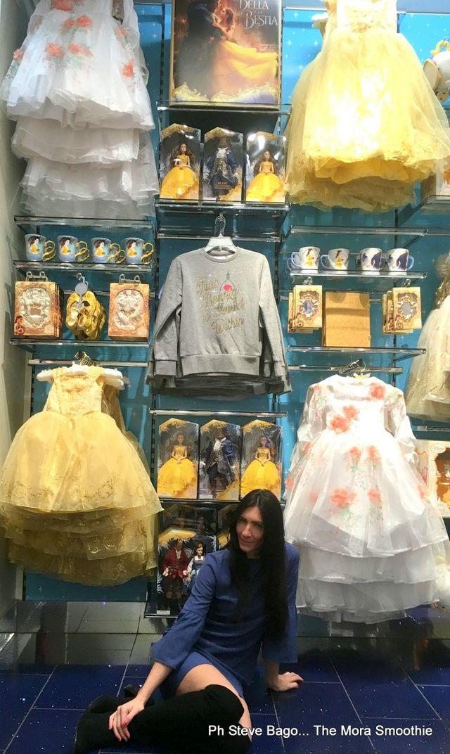 Vestaglia da Notte per Ragazze Disney La Bella e la Bestia Belle