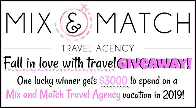 First up-if you have not entered our Mix and Match Travel Giveaway...WHAT  are you waiting on ! It s AMAZING! We re giving away  3 b133bf86e