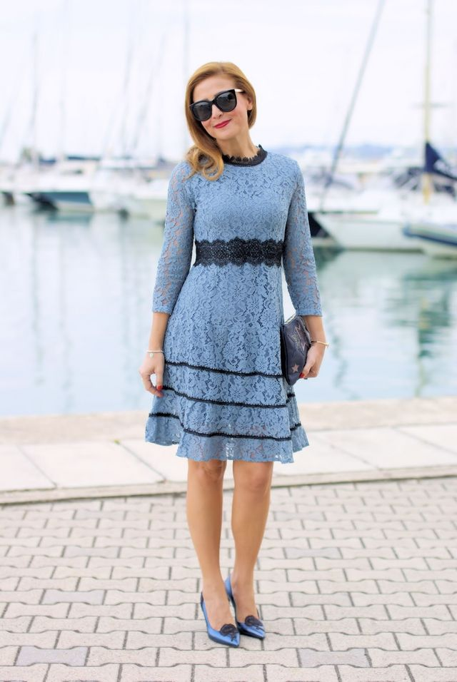 3aa4dff0cadc Fall trends  lace is a fashion must have