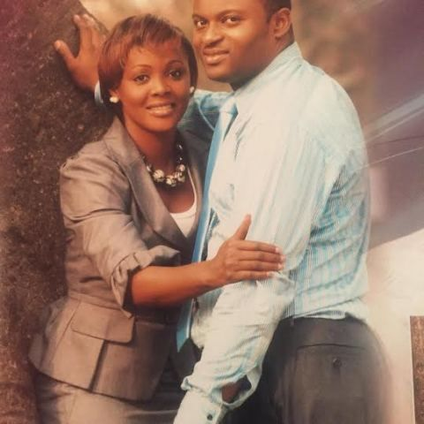 Helen Paul & her hubby, Femi Bamisile in throwback photos ...