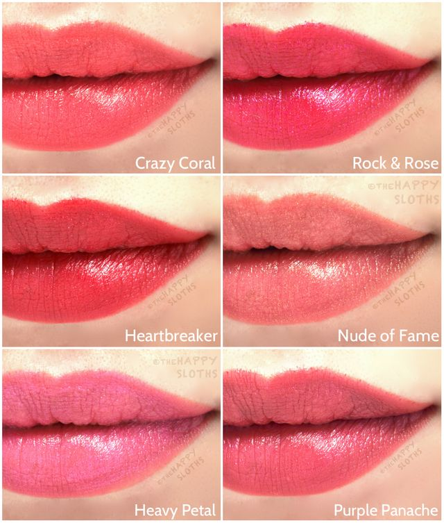 Image result for Intense Coral, Breezy Coral and Sheer Coral are Universally Flattering Hues makeup
