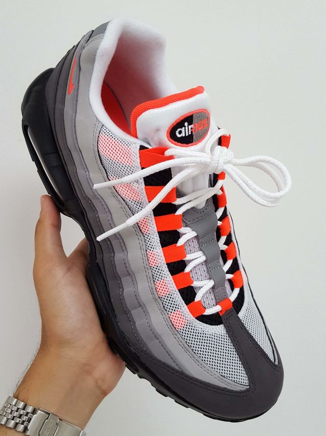 31abd8c4be A shoe I have never been able to make my mind up about - the Air Max 95.