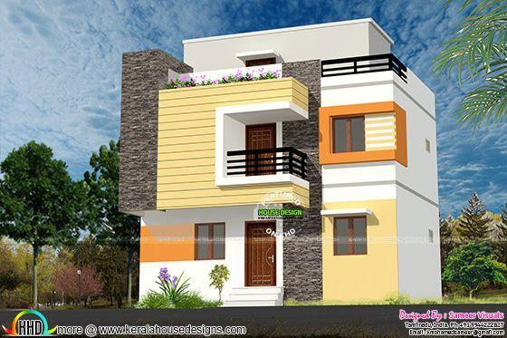 1200 Sq Ft Low Budget G2 House Design Kerala Home Design Bloglovin
