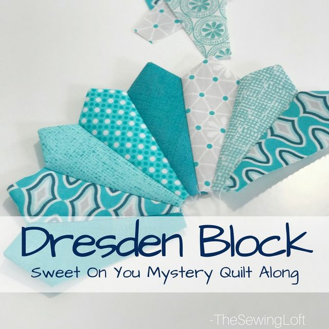 Dresden Block Sewing Instructions The Sewing Loft Bloglovin