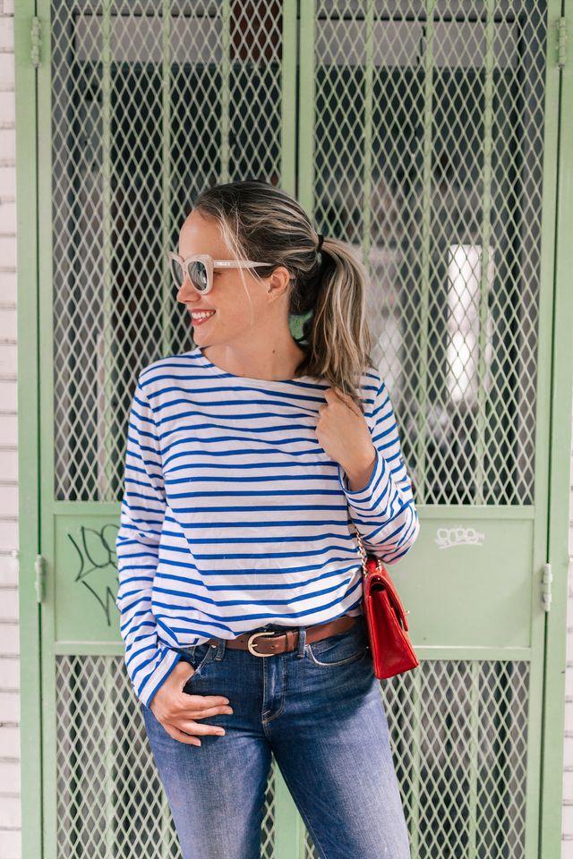 b1649dc2 My Favorite Stripe T-Shirts. | The Stripe | Bloglovin'