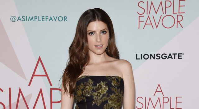 Anna Kendrick Underplays It Again At The Cocktail Party To Celebrate