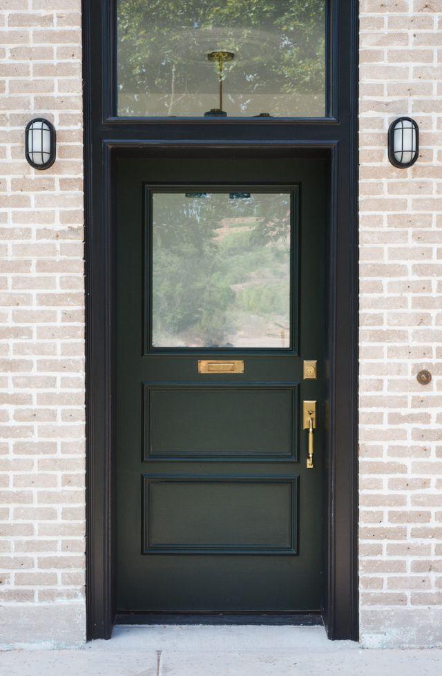 How To Paint A Front Door The Best Front Door Paint Vintage