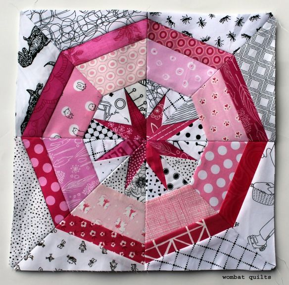 Paper Pieced Quilt Patterns For Babies: A Modern Baby Quilt…