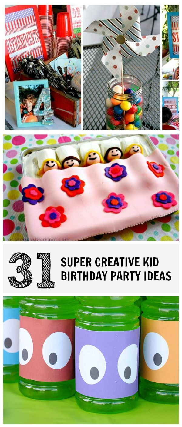 A Party Animal Themed Birthday Is Broad Enough For Any Age Spray Paint Plastic Animals Bold Colors And Give Them Hats