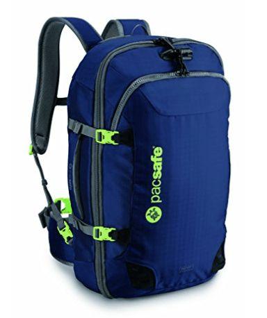 7558700db50 Kate s Favorite Carry-On Backpack  Pacsafe VentureSafe 45L