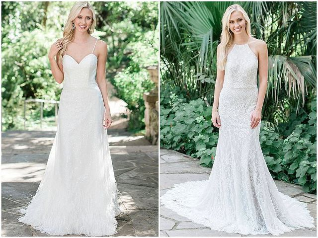 54ccf255e1f498 With wedding season just around the corner, we're dreaming of all. things. Bridal  gowns. Lace! Sequins! Tulle! We want them, and we want them ALL!