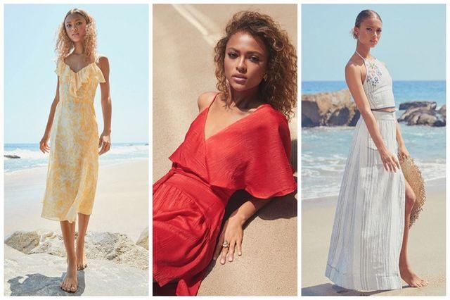 953d96d2984ac Beach Daze: See House of Harlow x REVOLVE's Late Summer Looks ...