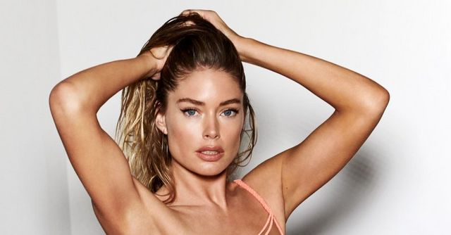 c68b5d804a2 Doutzen Kroes Dives Into Hunkemoller Swim '19 Collection | Fashion ...