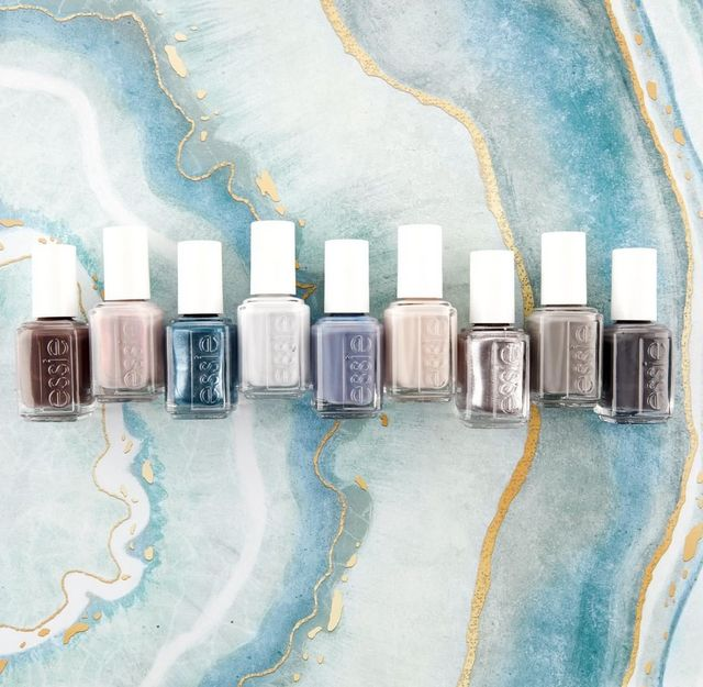 a7bb5bf091 The best part about this all-in-one formula is you can apply color without  a base and top coat. The new metallic shades round out the entire TLC line
