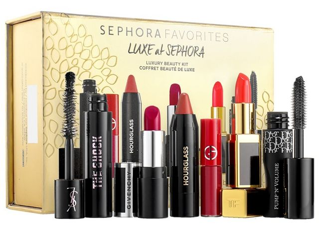 1c251503cdb Sephora Favorites Give Me Some Nude Lip and Luxury Beauty Kit for ...
