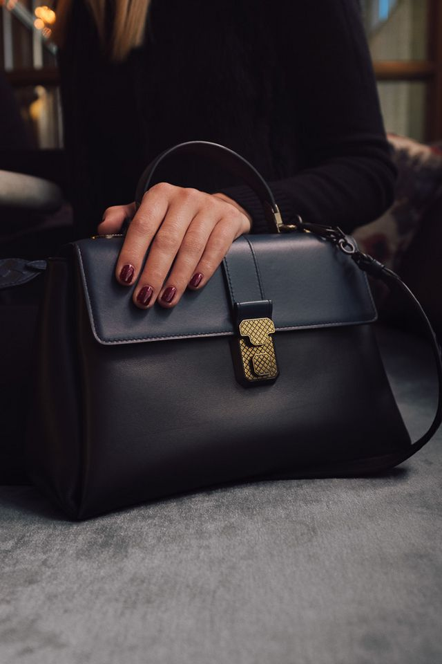 360933c676c7 The brand describes the bag as refinement and discretion intersected with  whimsy and vibrance. It s timeless and truly elegant