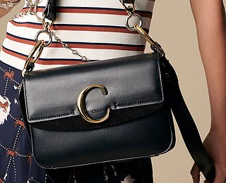 991bc1246ace5 The post Get Ready for Chloé Logo Bags of Several Types for Resort 2019  appeared first on PurseBlog.