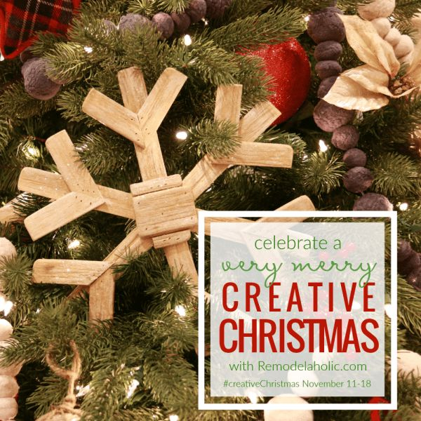 Creative christmas challenge 26 new diy christmas project tutorials today were sharing a new dollar store christmas tree and combining our annual 12 days of christmas series with one of our tri yearly theme weeks see solutioingenieria Images