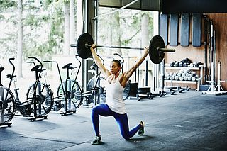 Two words to blow your workout wide open: HIIT weightlifting