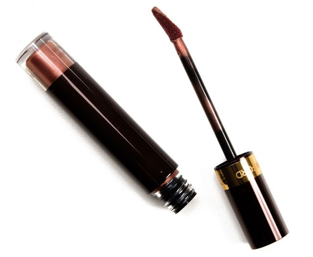 d203ced212dd Tom Ford Copper Chic   Metal Flame Lip Lacquer Liquid Metal Reviews ...