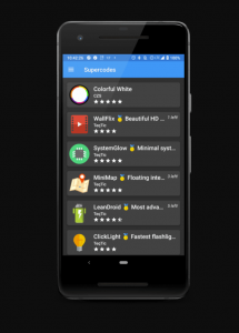 Supercodes is an app for developers to share promo codes for their