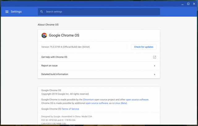 Chrome OS 75 brings full USB support for Linux apps | xda-developers