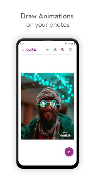 f96e48fcac0 Scribbl by XDA Senior Member prithvee lets you add animations to your  images with a wide variety of tools and options.