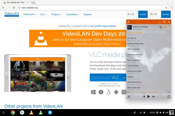VLC v2 5 Update Brings a New Dynamic UI, PiP Mode, and More | xda