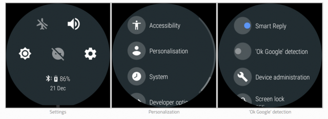 """Android Wear Lag Issues caused by """"Ok Google"""" Detection now fixed"""