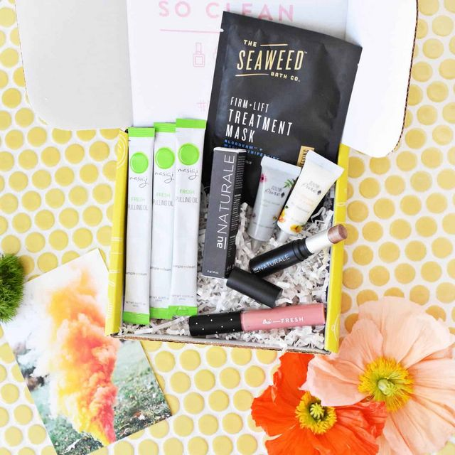 9d31f52abb00 Happy almost spring, citizens of Babetown! This month's beauty box has an  $84 value, two full-sized products and is a great mix of skincare, ...