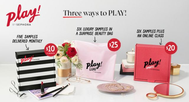 Sephora Sale – Past Play! By Sephora Boxes Available Now! | My