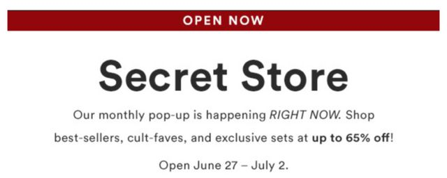 b0b288b5701 Julep Secret Store for July is Open + Coupon!