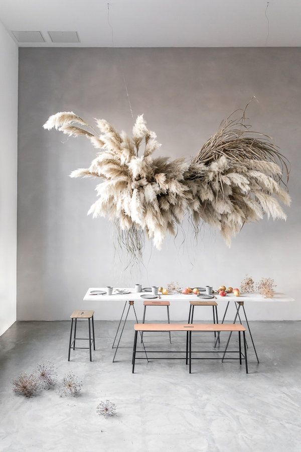 Idea To Steal Pampas Grass Apartment 34 Bloglovin