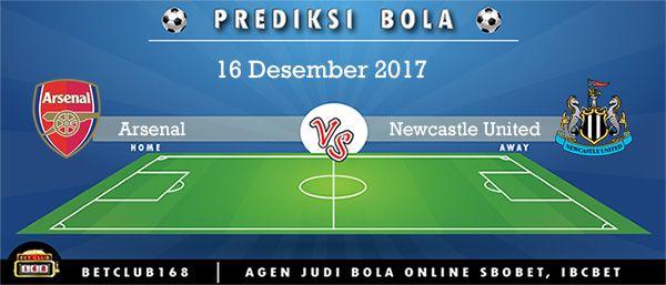 Prediksi Arsenal Vs Newcastle United 16 Desember 2017 ...