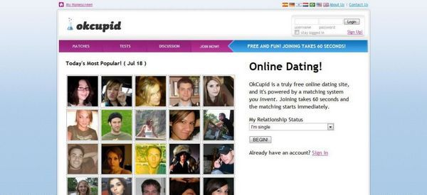 hookup sites for free