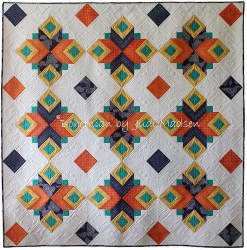 Bohemian! New Pattern! | Green Fairy Quilts | Bloglovin'