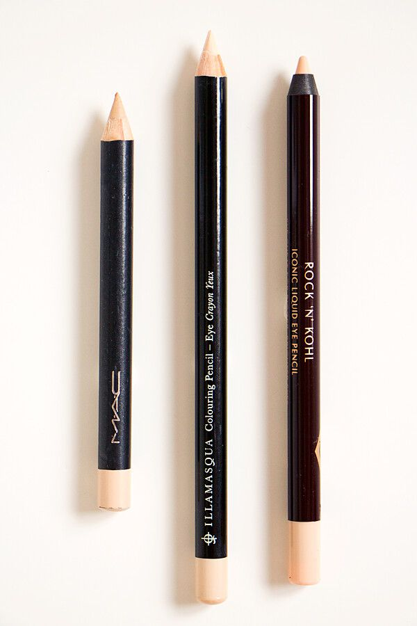165753249b08c Today I wanted to pen an ode to what I consider to be the ultimate  multi-tasking makeup item - nude eyeliner pencils. Back in the day people  would use stark ...