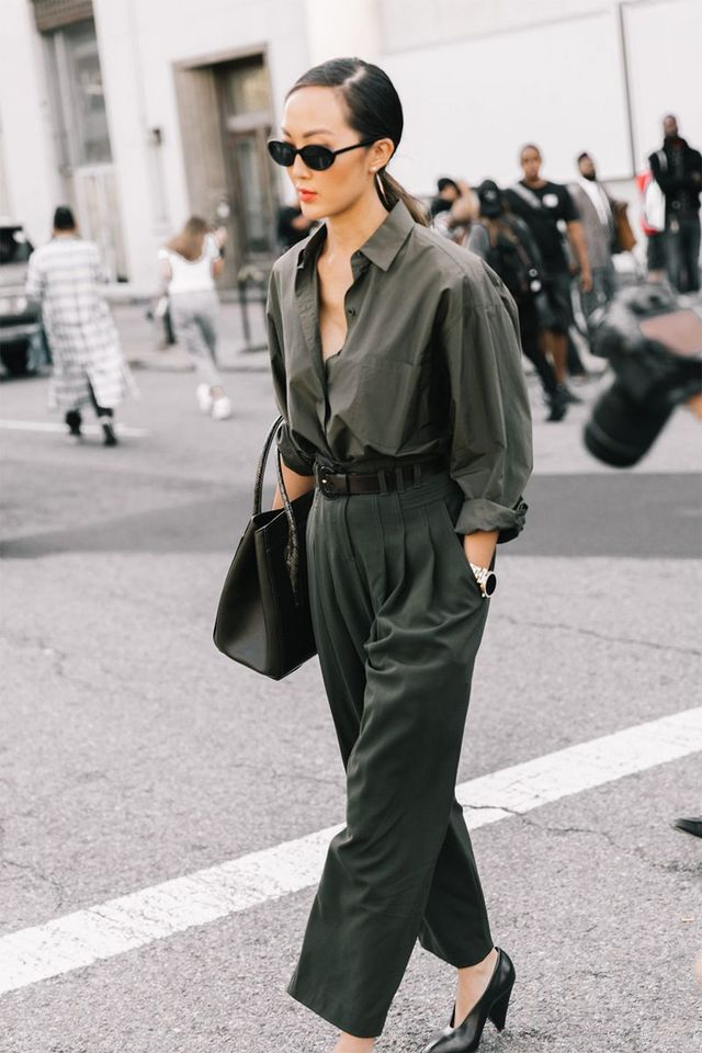 e867086a5829 Ahead, we're breaking down 18 street style looks that are both comfy and  chic.