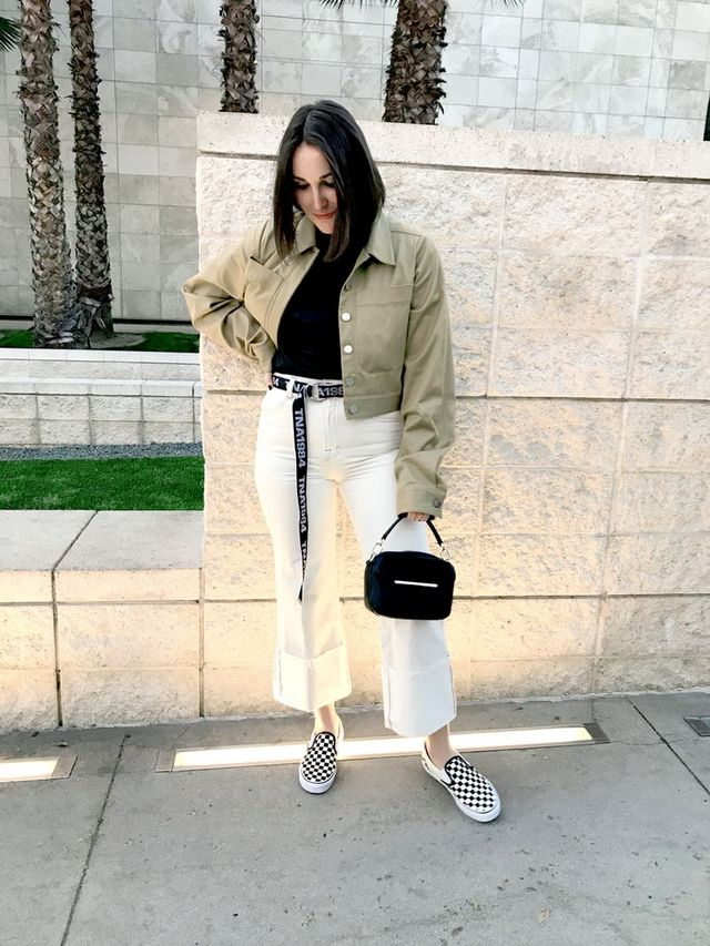 a738e5ada23fd1 Below I'm sharing some of my outfits with checkered Vans that bridged  skater style with my own style and the essential pieces to shop to get the  look for ...