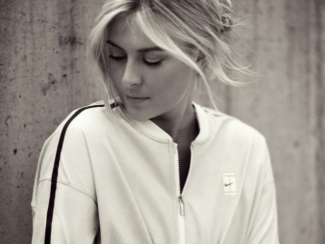 d4cbdc4be138a How to Style Maria Sharapova's Elegant New Nike Sneakers in L.A. vs ...