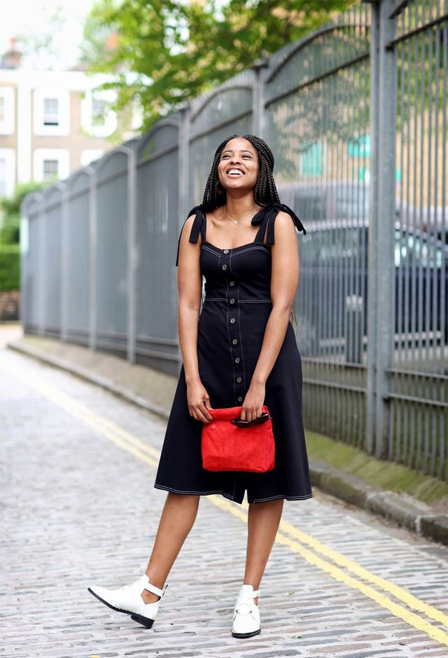b43d40e808f Keep scrolling to see how they dress at one of the most stylish offices in  London.
