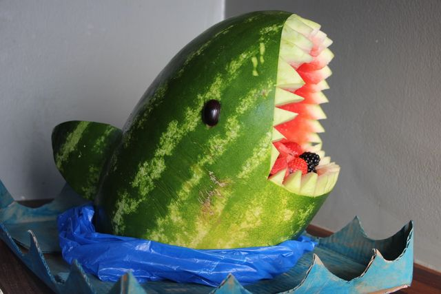 Watermelon Shark The Hit Of Every Party And Picnic Babyccino