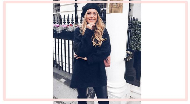 ffbb1d5daec2 Och spanar vi in Biancas Instagram så ser vi att hon ofta har en svart  oversize-tröja, något som är enkelt att styla men ser riktigt snyggt ut.