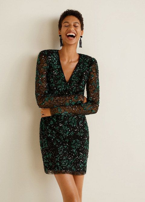 5225ae8d933 14 Dresses That ll Make You the Chicest Winter Wedding Guest