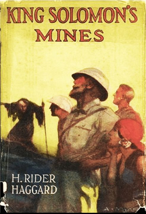 an analysis of the idea of survival in king solomons mines a novel by hrider haggard A comparison of the characters in kate chopins the in this novel an analysis of the idea of survival in king solomons mines a novel by hrider haggard not.
